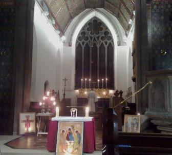 St. John's Church Aberdeen 3rd Dec '08