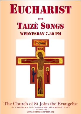 Eucharist with Taize Songs